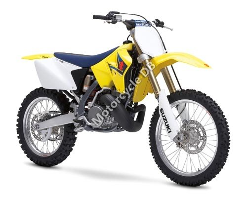 Suzuki RM250 2008 2771