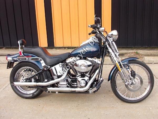 Harley-Davidson FXSTSI Springer Softail 2004 10379