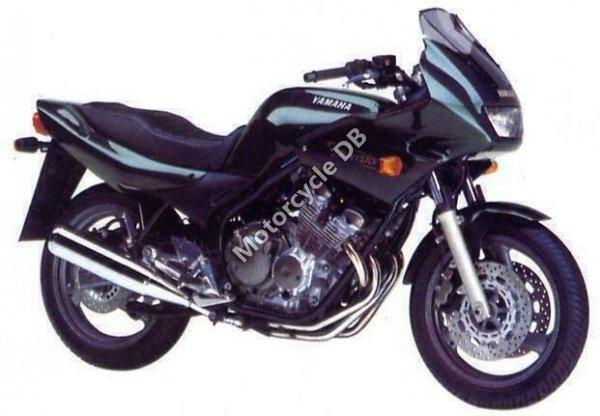 Yamaha XJ 600 S Diversion 1998 7328