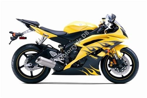 Yamaha YZF-R6 2008 2872