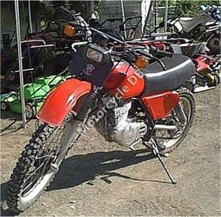 Honda XR 500 1980 7293