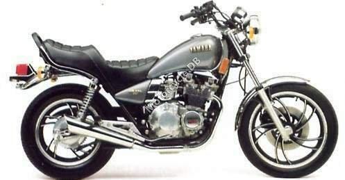 Yamaha XJ 550 1982 11819