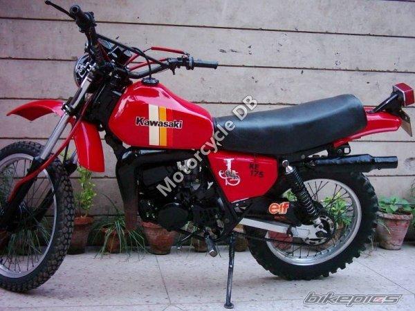 Kawasaki KE 175 1982 8201