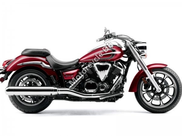 Yamaha V Star 1100 Custom 2012 22021