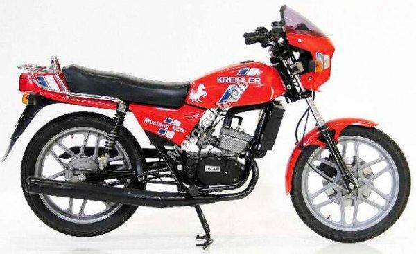 Kreidler Mustang 125 1985 20921
