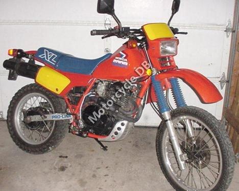 Honda XL 600 V Transalp (reduced effect) 1989 13531