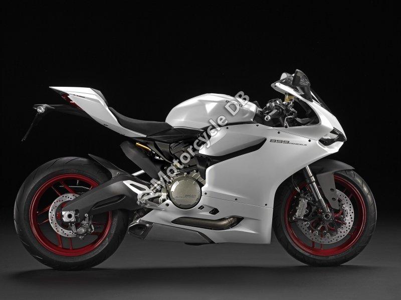 Ducati 899 Panigale 2014 31712