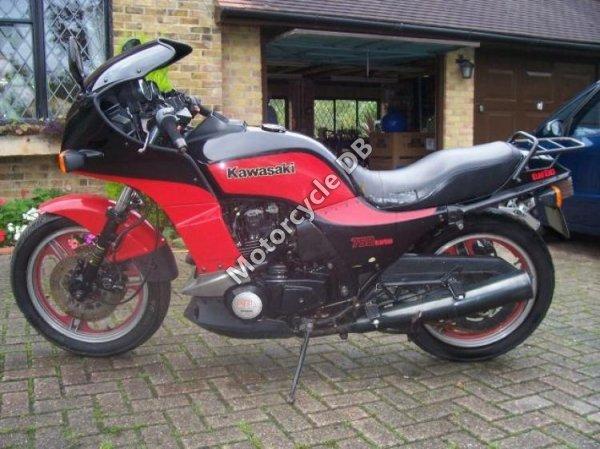 Kawasaki H T 125 1983 12629