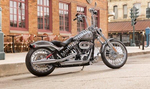 Harley-Davidson Softail Breakout 2014 23432