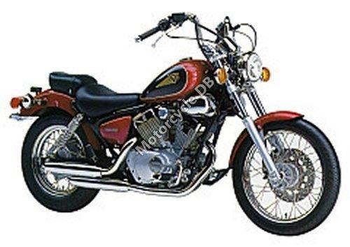 Yamaha XV 125 Virago 2000 19482