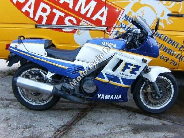 Yamaha FZ 750 1992 17039