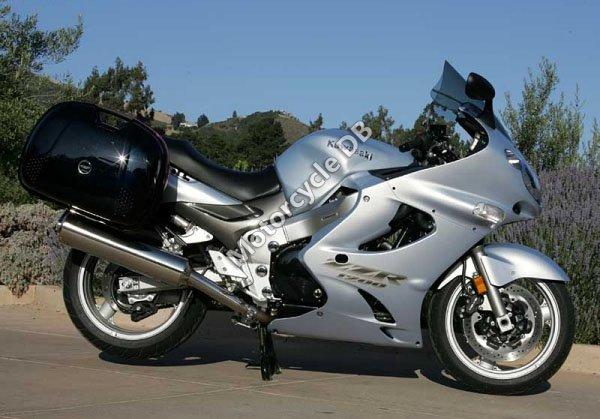 Kawasaki ZZR 1200 2004 10532