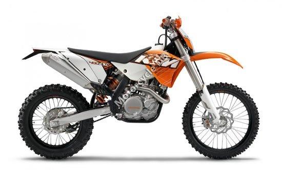 KTM 400 EXC 2011 4627