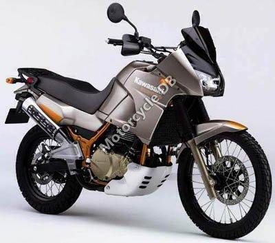 Kawasaki KLE 500 1997 14901