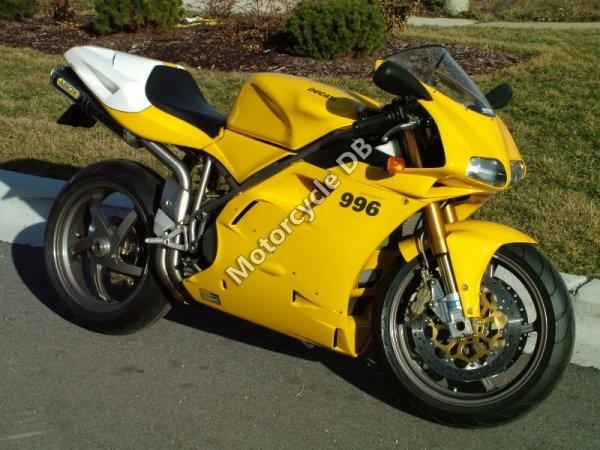Ducati 996 2001 13822