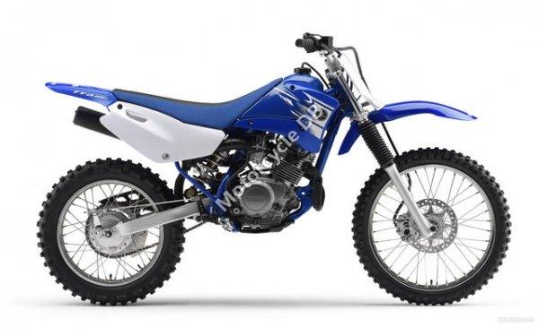 Yamaha TT-R 125 LW 2007 11524
