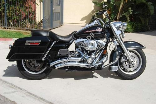 Harley-Davidson FLSTC Heritage Softail Classic Peace Officer 2008 14228