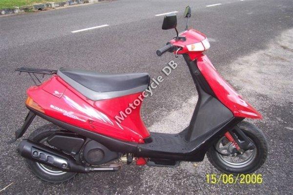 Suzuki Address V100 2005 9323