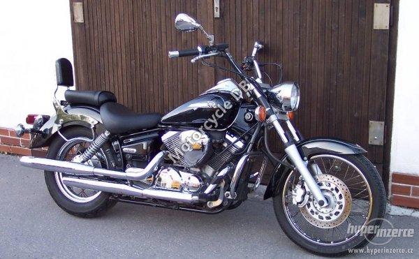 Yamaha XVS 125 Drag Star 2001 17446
