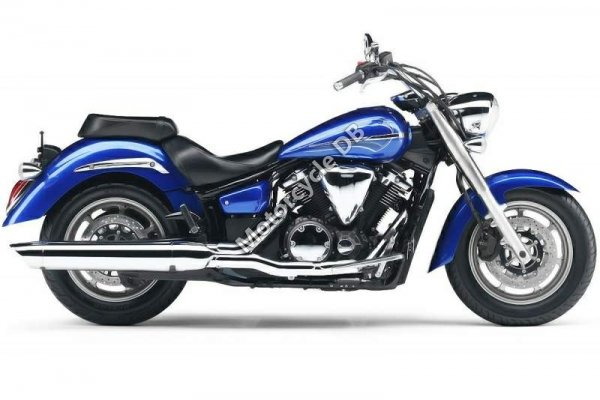 Yamaha XV 1900 Midnight Star 2007 14073