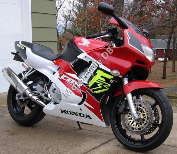 Honda CBR 600 F 1996 14509