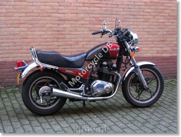 Suzuki GR 650 X 1987 17651