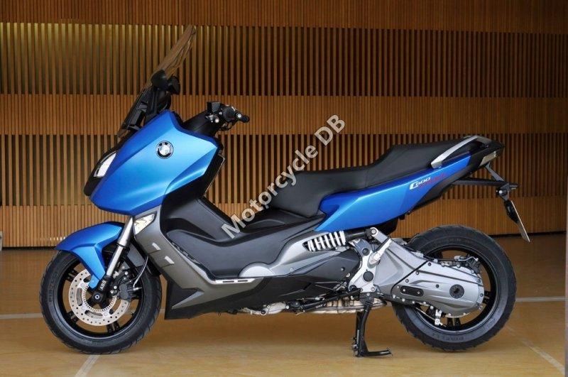 BMW C 600 Sport 2013 25420