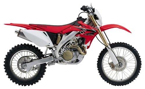 Honda CRF450X 2009 3909