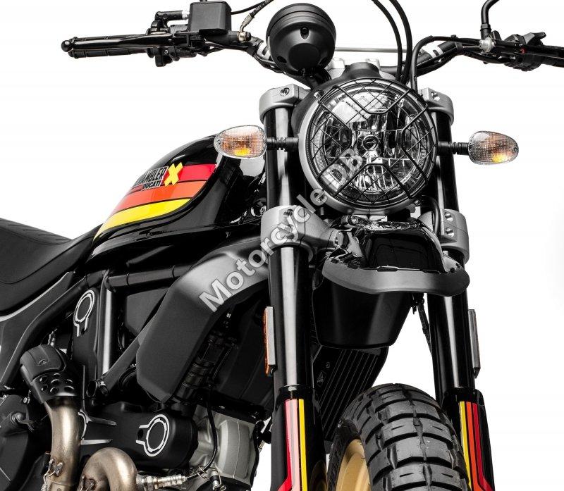 Ducati Scrambler Desert Sled 2017 31164