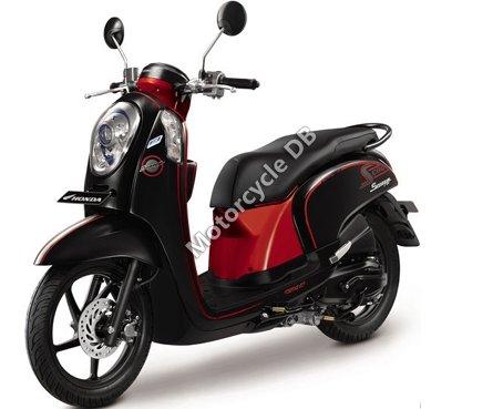Honda Scoopy 2014 23694