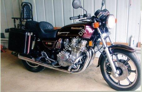 Kawasaki Z 1100 ST 1983 9969