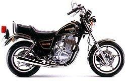 Suzuki GN 400 TD 1981 7277