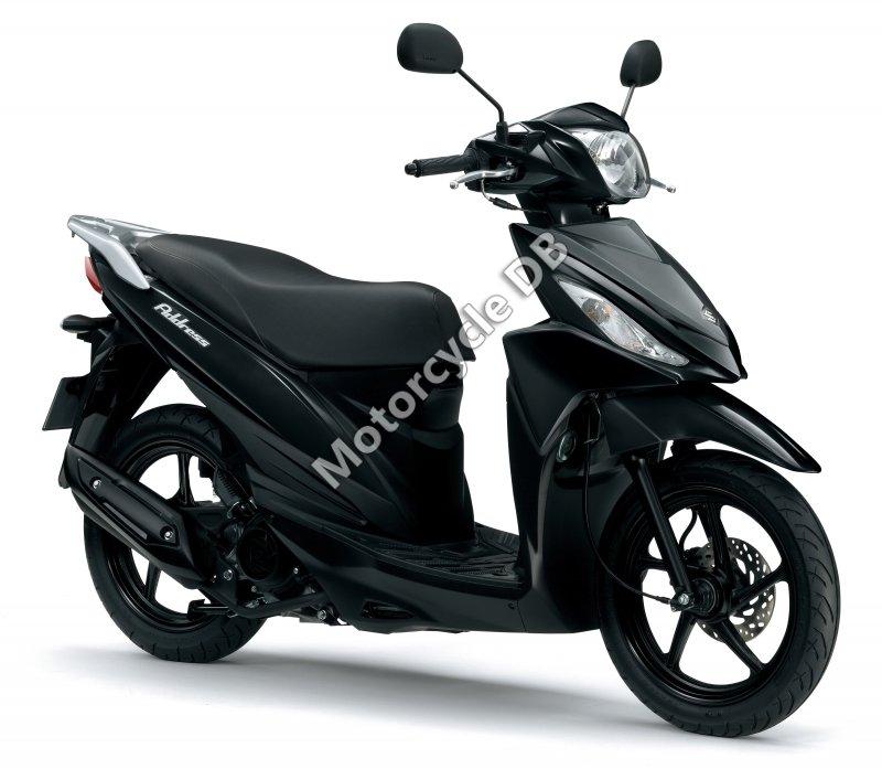 Suzuki Address 110 2015 28138