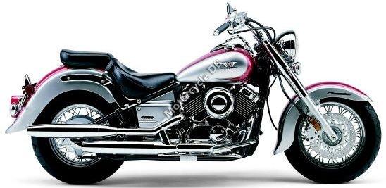 Yamaha V Star Classic 650 2005 9120