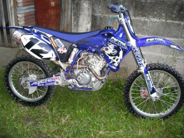 Yamaha YZ 250 F 2004 14836