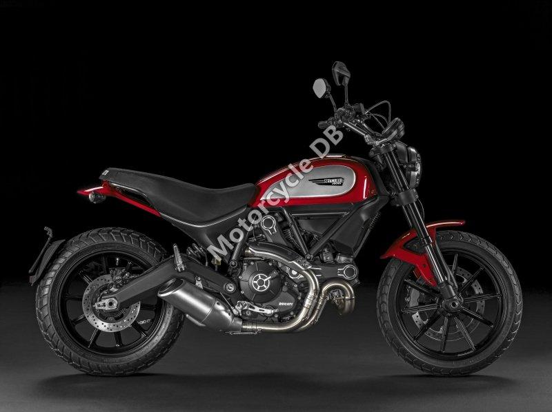 Ducati Scrambler Icon 2015 31210