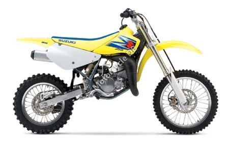 Suzuki RM 85 2006 5327
