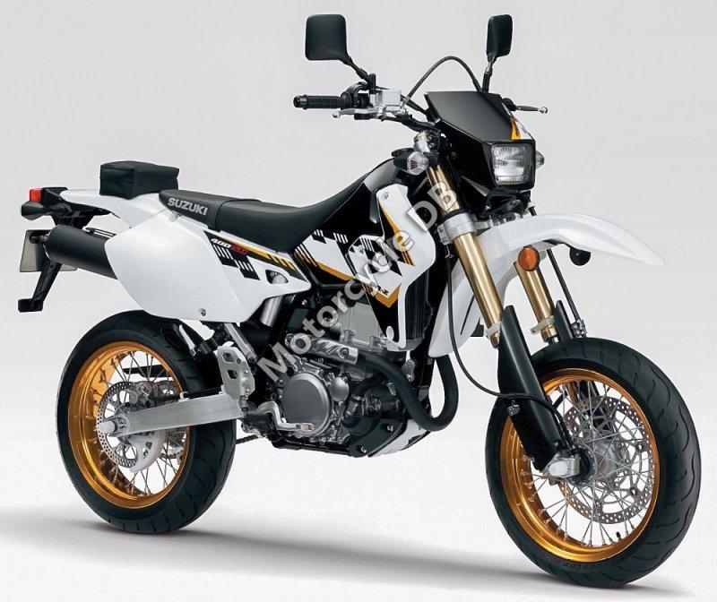 Suzuki DR-Z 400 2002 28145