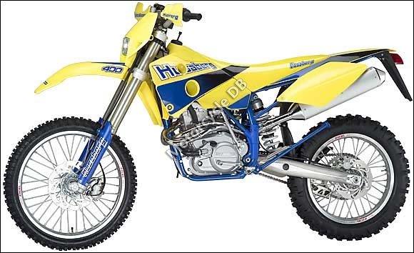 Husaberg FS 400 E 2003 13225