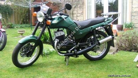 Jawa 640 Classic 2001 16979