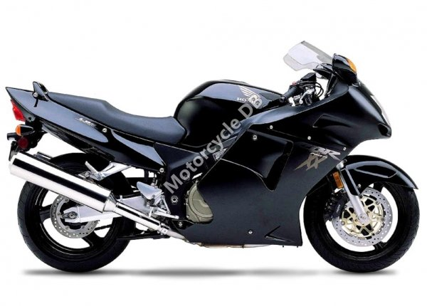 Honda CBR 1100 XX Super Blackbird 2006 7742
