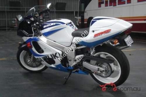 Suzuki GSX-R 600 1999 9066