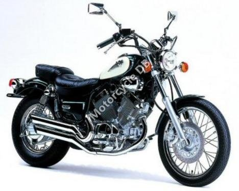 Yamaha XV 535 Virago (reduced effect) 1990 15636