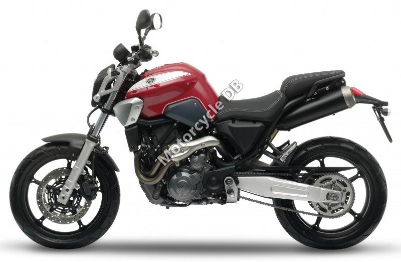 Yamaha MT-03 2008 25979