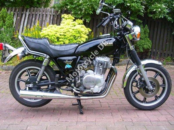 Yamaha XS 400 1980 10198