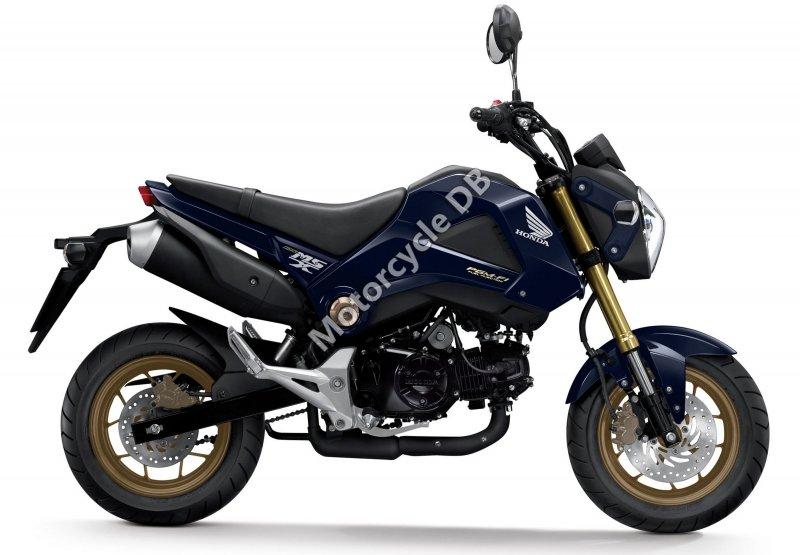 Honda Grom 2014 29441