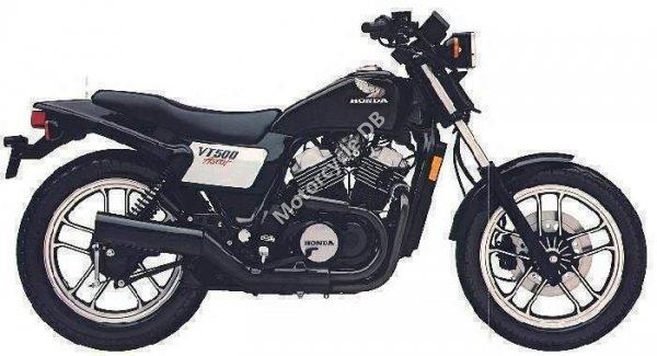 Honda VT 500 C 1983 8157