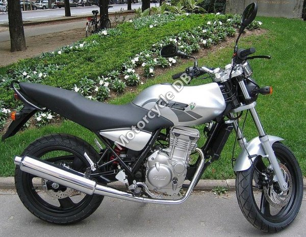MZ 125-RT Striker 2007 21209