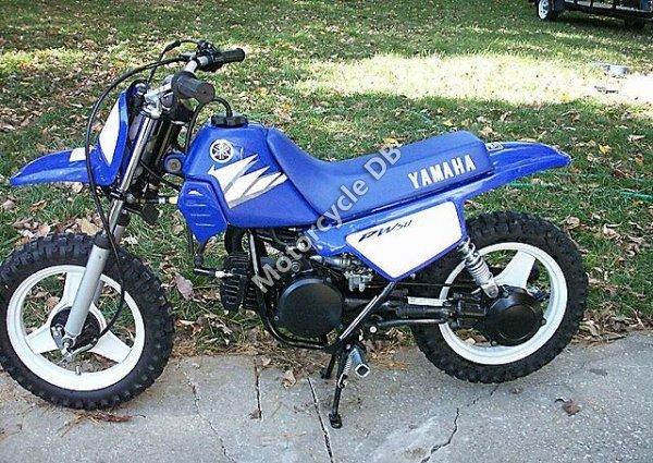 Yamaha PW 50 2004 15133
