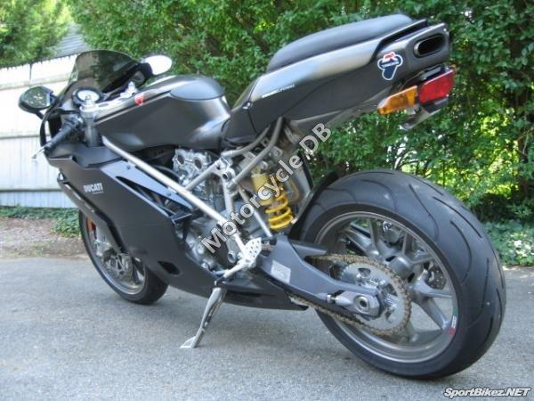 Ducati 749 Dark 2005 9161